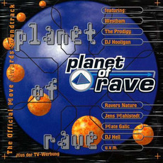 Planet of Rave mp3 Compilation by Various Artists