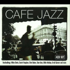 Cafe Jazz mp3 Compilation by Various Artists