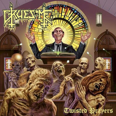 Twisted Prayers mp3 Album by Gruesome