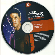 Star Trek: The Next Generation: The Ron Jones Project (disc 2: Season One (1987-1988)) mp3 Artist Compilation by Ron Jones