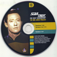 Star Trek: The Next Generation: The Ron Jones Project (disc 10: Season Three (1989-1990) / Season Four (1990-1991)) mp3 Artist Compilation by Ron Jones