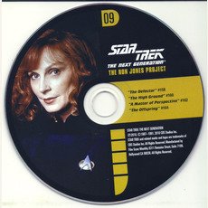 Star Trek: The Next Generation: The Ron Jones Project (disc 9: Season Three (1989-1990)) mp3 Artist Compilation by Ron Jones