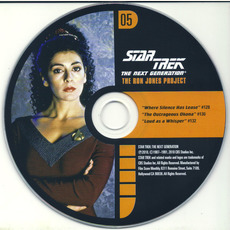 Star Trek: The Next Generation: The Ron Jones Project (disc 5: Season Two (1988-1989)) mp3 Artist Compilation by Ron Jones