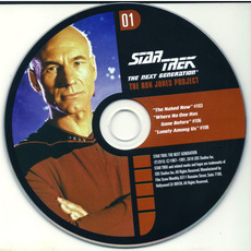 Star Trek: The Next Generation: The Ron Jones Project (disc 1: Season One (1987-1988)) mp3 Artist Compilation by Ron Jones