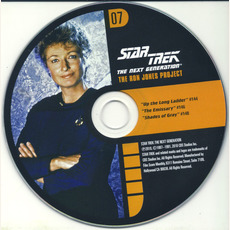 Star Trek: The Next Generation: The Ron Jones Project (disc 7: Season Two (1988-1989)) mp3 Artist Compilation by Ron Jones