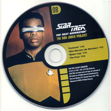Star Trek: The Next Generation: The Ron Jones Project (disc 8: Season Three (1989-1990)) mp3 Artist Compilation by Ron Jones