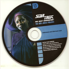 Star Trek: The Next Generation: The Ron Jones Project (disc 13: Additional and Alternate Cues) mp3 Artist Compilation by Ron Jones