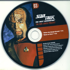 Star Trek: The Next Generation: The Ron Jones Project (disc 3: Season One (1987-1988)) mp3 Artist Compilation by Ron Jones
