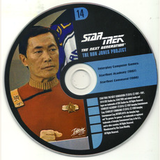 Star Trek: The Next Generation: The Ron Jones Project (disc 14: Interplay Computer Games) mp3 Artist Compilation by Ron Jones