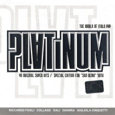 "The World of Italo Pop Platinum: Special Edition for ""San Remo"" 50th"