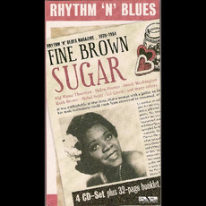 Rhythm 'n' Blues 1939-1954: Fine Brown Sugar by Various Artists