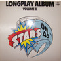 Stars On 45 Longplay Album Volume II