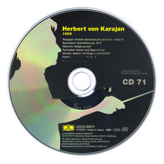 Herbert von Karajan: Complete Recordings on Deutsche Grammophon, CD71 mp3 Compilation by Various Artists