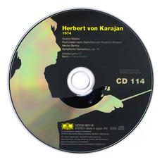 Herbert von Karajan: Complete Recordings on Deutsche Grammophon, CD114 mp3 Compilation by Various Artists