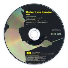 Herbert von Karajan: Complete Recordings on Deutsche Grammophon, CD49 mp3 Compilation by Various Artists