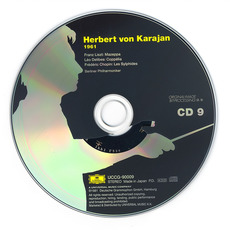 Herbert von Karajan: Complete Recordings on Deutsche Grammophon, CD9 mp3 Compilation by Various Artists