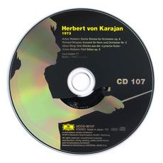 Herbert von Karajan: Complete Recordings on Deutsche Grammophon, CD107 mp3 Compilation by Various Artists