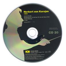 Herbert von Karajan: Complete Recordings on Deutsche Grammophon, CD20 mp3 Compilation by Various Artists
