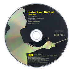 Herbert von Karajan: Complete Recordings on Deutsche Grammophon, CD18 mp3 Compilation by Various Artists
