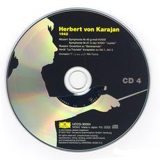Herbert von Karajan: Complete Recordings on Deutsche Grammophon, CD4 mp3 Compilation by Various Artists