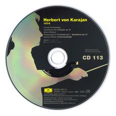 Herbert von Karajan: Complete Recordings on Deutsche Grammophon, CD113 mp3 Compilation by Various Artists