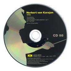 Herbert von Karajan: Complete Recordings on Deutsche Grammophon, CD98 mp3 Compilation by Various Artists