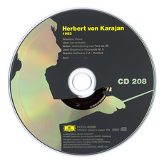 Herbert von Karajan: Complete Recordings on Deutsche Grammophon, CD208 mp3 Compilation by Various Artists