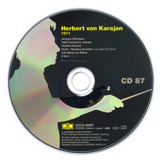 Herbert von Karajan: Complete Recordings on Deutsche Grammophon, CD87 mp3 Compilation by Various Artists