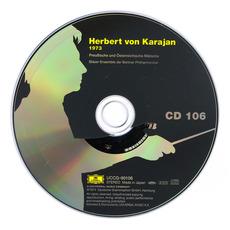 Herbert von Karajan: Complete Recordings on Deutsche Grammophon, CD106 mp3 Compilation by Various Artists