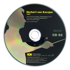 Herbert von Karajan: Complete Recordings on Deutsche Grammophon, CD52 mp3 Compilation by Various Artists