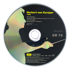 Herbert von Karajan: Complete Recordings on Deutsche Grammophon, CD73 mp3 Compilation by Various Artists