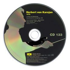 Herbert von Karajan: Complete Recordings on Deutsche Grammophon, CD133 mp3 Artist Compilation by Ludwig Van Beethoven