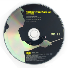 Herbert von Karajan: Complete Recordings on Deutsche Grammophon, CD11 mp3 Artist Compilation by Ludwig Van Beethoven