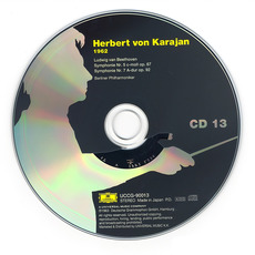Herbert von Karajan: Complete Recordings on Deutsche Grammophon, CD13 mp3 Artist Compilation by Ludwig Van Beethoven