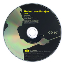 Herbert von Karajan: Complete Recordings on Deutsche Grammophon, CD97 mp3 Artist Compilation by Franz Lehár