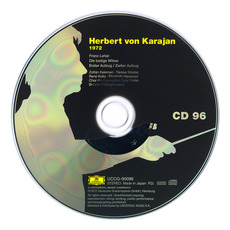 Herbert von Karajan: Complete Recordings on Deutsche Grammophon, CD96 mp3 Artist Compilation by Franz Lehár
