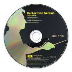 Herbert von Karajan: Complete Recordings on Deutsche Grammophon, CD112 mp3 Artist Compilation by Arnold Schönberg