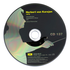 Herbert von Karajan: Complete Recordings on Deutsche Grammophon, CD137 mp3 Artist Compilation by Anton Bruckner