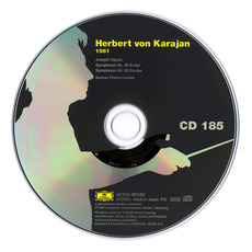 Herbert von Karajan: Complete Recordings on Deutsche Grammophon, CD185 mp3 Artist Compilation by Joseph Haydn