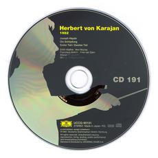 Herbert von Karajan: Complete Recordings on Deutsche Grammophon, CD191 mp3 Artist Compilation by Joseph Haydn