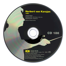 Herbert von Karajan: Complete Recordings on Deutsche Grammophon, CD186 mp3 Artist Compilation by Joseph Haydn