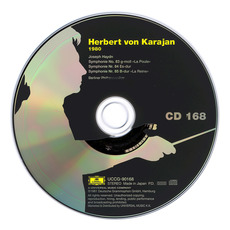 Herbert von Karajan: Complete Recordings on Deutsche Grammophon, CD168 mp3 Artist Compilation by Joseph Haydn