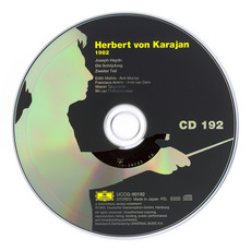 Herbert von Karajan: Complete Recordings on Deutsche Grammophon, CD192 mp3 Artist Compilation by Joseph Haydn