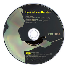 Herbert von Karajan: Complete Recordings on Deutsche Grammophon, CD183 mp3 Artist Compilation by Joseph Haydn
