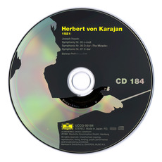 Herbert von Karajan: Complete Recordings on Deutsche Grammophon, CD184 mp3 Artist Compilation by Joseph Haydn