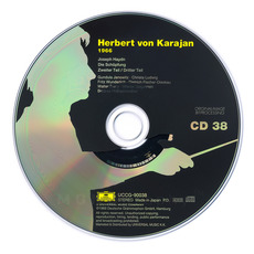 Herbert von Karajan: Complete Recordings on Deutsche Grammophon, CD38 mp3 Artist Compilation by Joseph Haydn