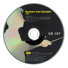 Herbert von Karajan: Complete Recordings on Deutsche Grammophon, CD187 mp3 Artist Compilation by Joseph Haydn