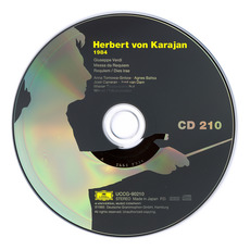 Herbert von Karajan: Complete Recordings on Deutsche Grammophon, CD210 mp3 Artist Compilation by Giuseppe Verdi