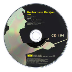 Herbert von Karajan: Complete Recordings on Deutsche Grammophon, CD164 mp3 Artist Compilation by Giuseppe Verdi