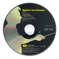 Herbert von Karajan: Complete Recordings on Deutsche Grammophon, CD94 mp3 Artist Compilation by Giuseppe Verdi